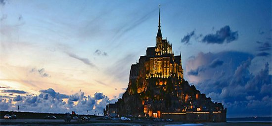 Passeio Mont Saint Michel na Normandia