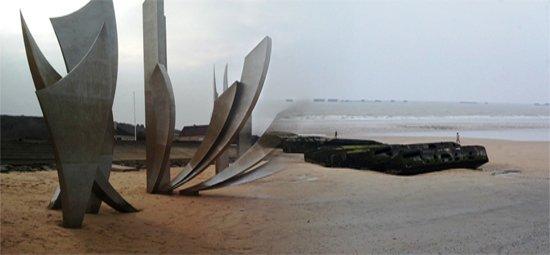 Passeio Praias Desembarque na Normandia