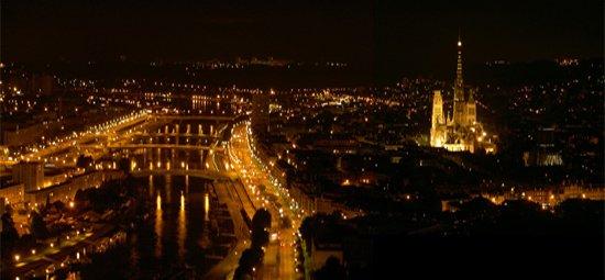 Passeio Rouen na Normandia