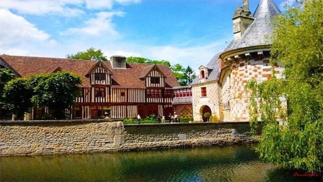 Excursao Castelo normandia