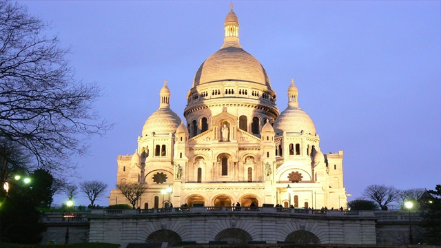 Excursao paris City Tour