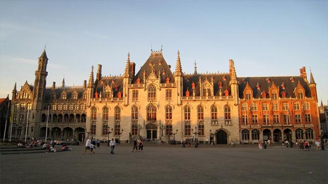 Passeio Bruges