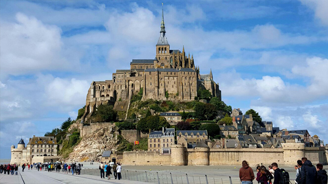 Passeio Mont Saint Michel