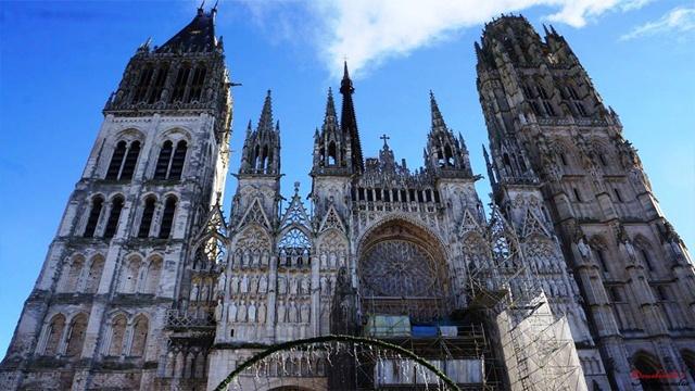 Passeio Rouen