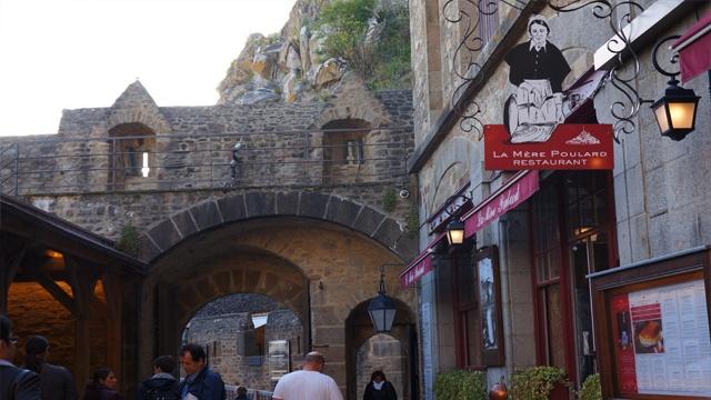 Roteiro Mont Saint Michel