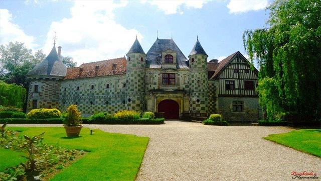 Turismo Castelo normandia