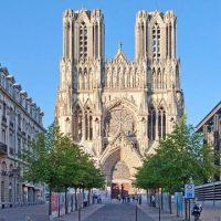 Roteiro Champagne - Visita Reims