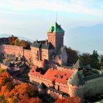 Turismo Alsacia - Castelo du Haut Koenigsbourg