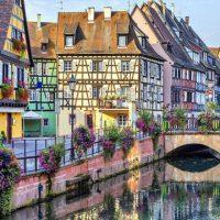 Visita Alsacia - Colmar