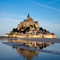 mont saint michel tour